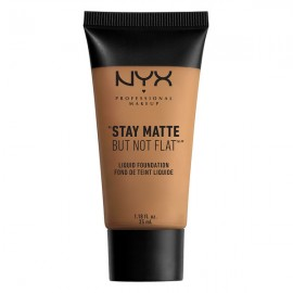 Stay Matte but not flat Fond de teint Golden - NYX
