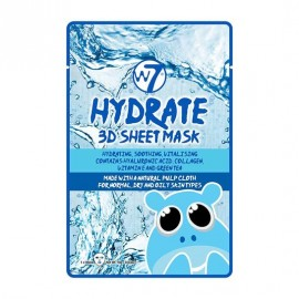 3D MASK SHEET HYDRATE - W7
