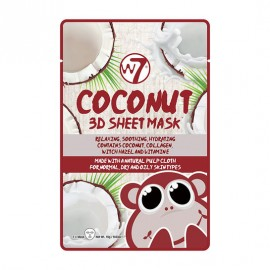 3D MASK SHEET COCONUT - W7