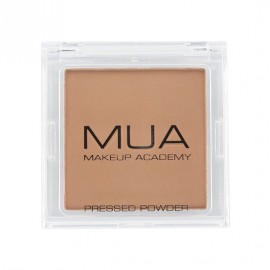 PRESSED POWDER POUDRE MATIFIANTE N°4 - MUA
