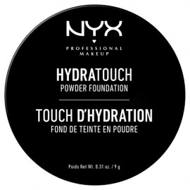 HYDRATOUCH POWDER Fond de teint poudre Honey - NYX