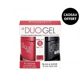 LE DUO GEL SET ARE YOU READY - BOURJOIS