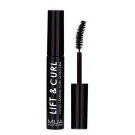 LIFT & CURL Mascara Black - MUA