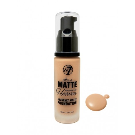 It's Matte Fond de teint Natural Tan - W7