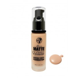 It's Matte Fond de teint True Beige - W7
